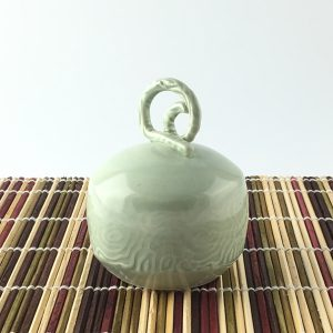 Salt Pepper Shaker Celadon