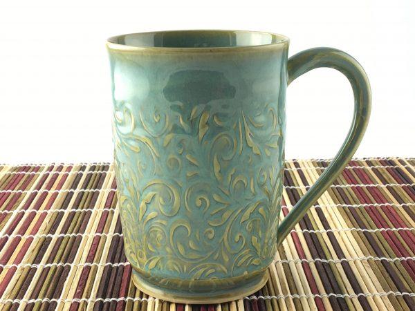 Extra Large Boho Style Mug