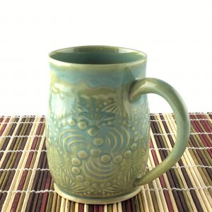 Boho Style Large Coffee Tea Mug