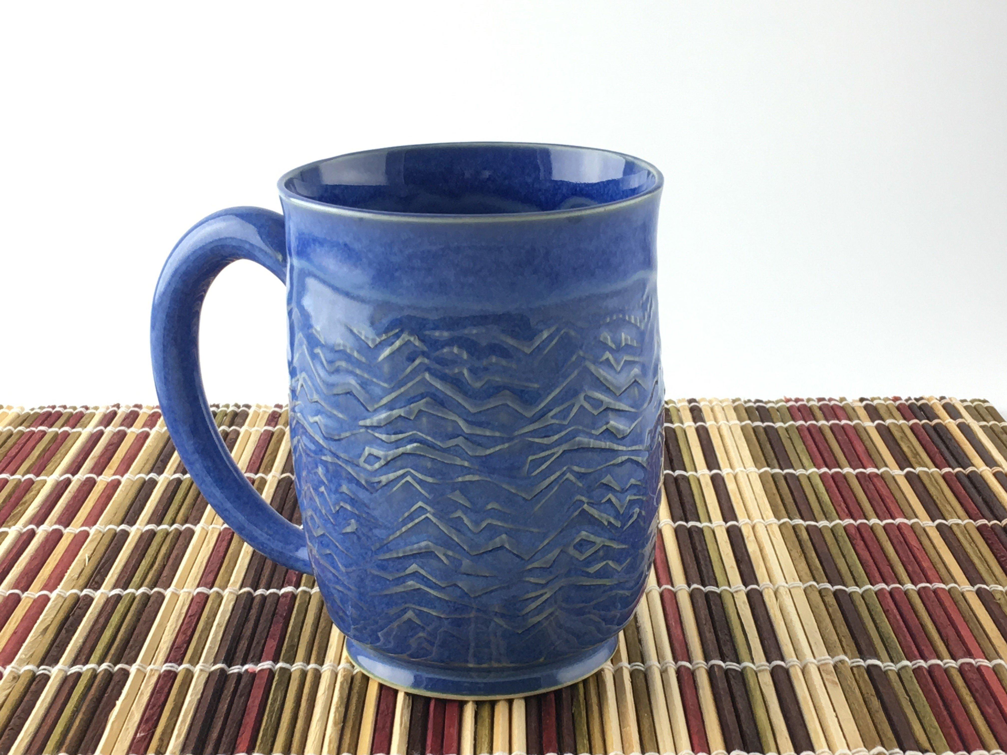 Coffee Mug Large Porcelain Mug