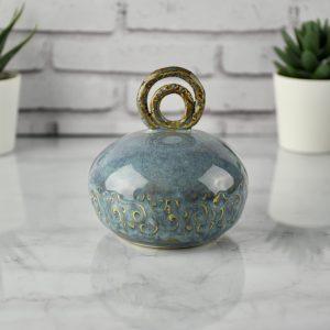 Ceramic Salt Pepper Shakers