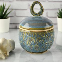 Garlic Keeper - Garlic Jar